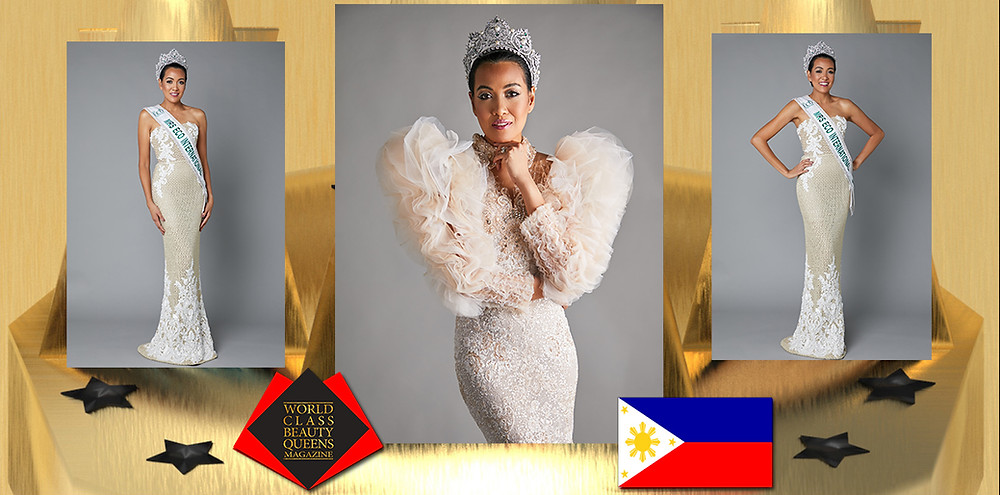 Shiela Teodoro DeForest Mrs. ECO International 2019-20, World Class Beauty Queens Magazine,