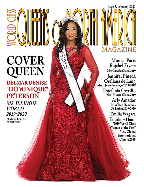 Issue 3 World Class Queens of North America Magazine