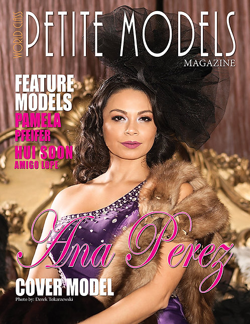 Issue 1 World Class Petite Models Magazine