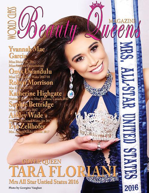 Issue 37 World Class Beauty Queens Magazine