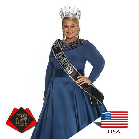 Laura Whitaker 2019 Pure International Ms. America