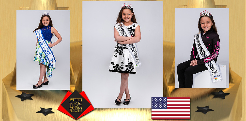 Kaitlyn Wigginton Junior Miss Spirit of Montgomery County 2020, World Class Princes Magazine, Photo Courtesy of Michael A.Panzarino of M.A.P. Graphics