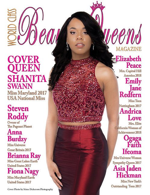 Issue 40 World Class Beauty Queens Magazine