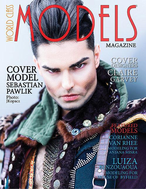 Issue 2 World Class Models Magazine