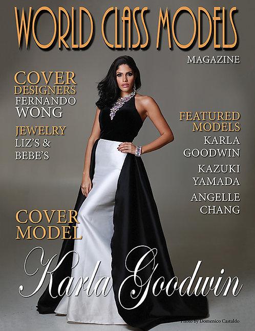 Issue 4 World Class Models Magazine