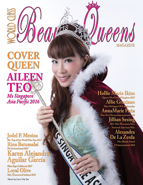 Issue 58 World Class Beauty Queens Magazine