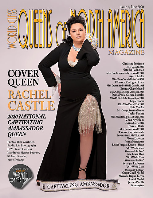 Issue 4 World Class Queens of North America Magazine
