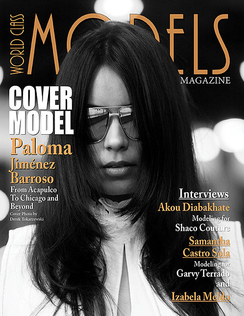 Issue 5 World Class Models Magazine