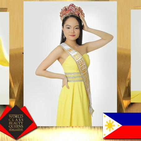 Mariel Angela O. Prion Miss Teen Glam International 2020