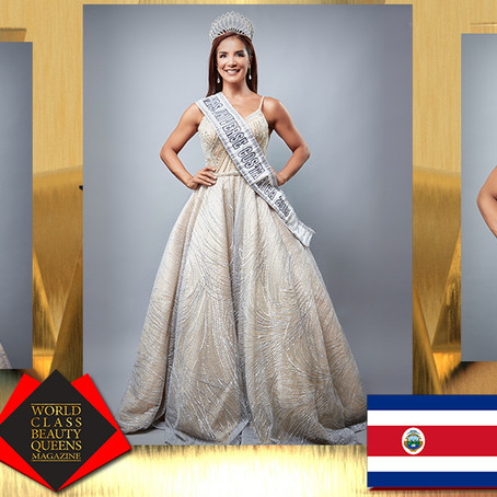 Karol Uzaga Valerín Mrs. Universe Costa Rica 2015