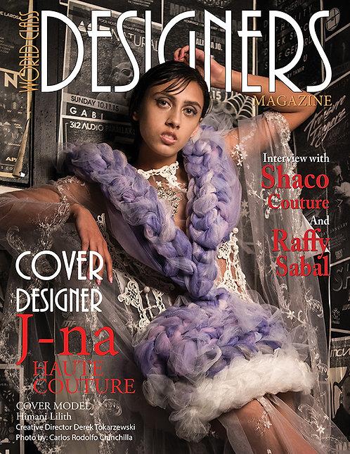 Issue 11 World Class Designers Magazine