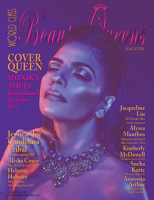 Issue 56 World Class Beauty Queens Magazine