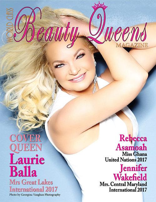 Issue 24 World Class Beauty Queens Magazine