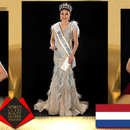 Dia Matthes-Srinorakoot Mrs Universe Benelux 2020