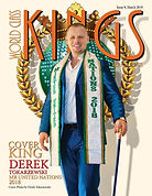 World Class Kings Magazine, Issue 8, Der
