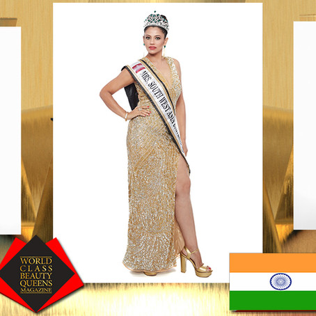 Pratima Sharma Mrs. South West Asia Universe 2020