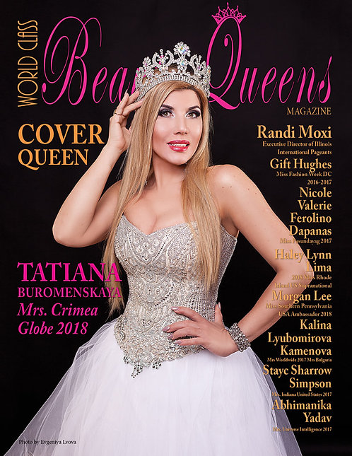 Issue 57 World Class Beauty Queens Magazine