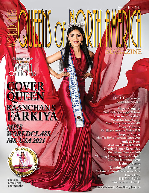 Issue 7 World Class Queens of North America Magazine