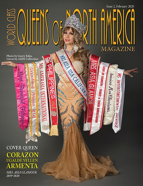 Issue 2 World Class Queens of North America Magazine