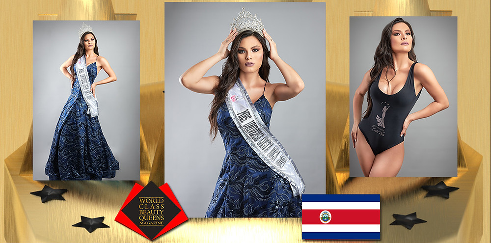 Keissy Melissa Lara Cuadra Mrs Universe Costa Rica 2019, World Class Beauty Queens Magazine, Photo by: osohormiguero-fotografia.com/