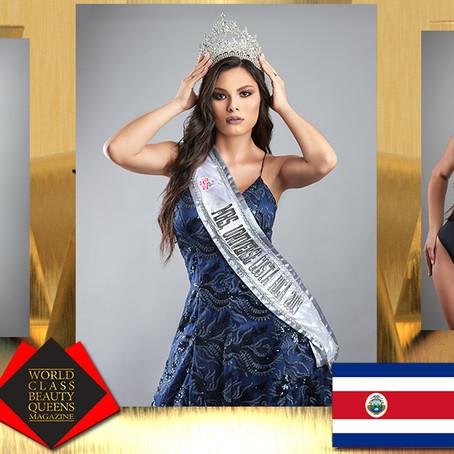 Keissy Melissa Lara Cuadra Mrs Universe Costa Rica 2019