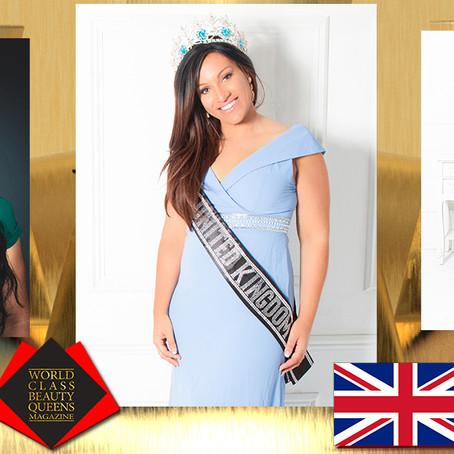 Natasha Neckles Pure International Ms United Kingdom 2019