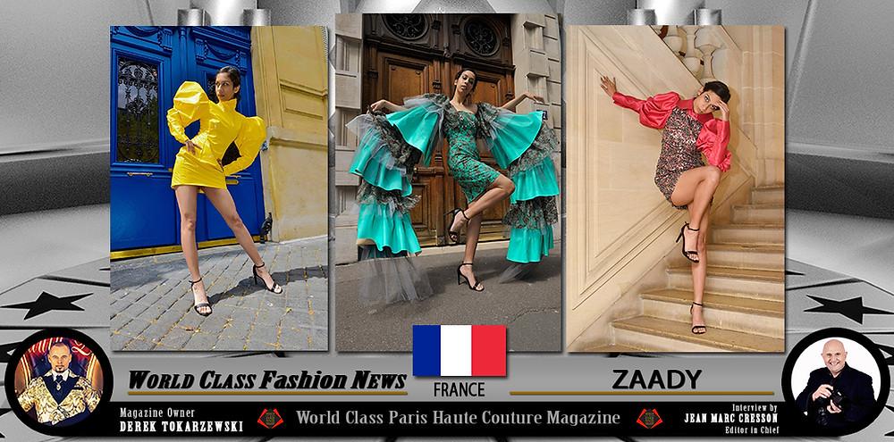 Designer: ZAADY, Photo by Jean Marc Cresson,