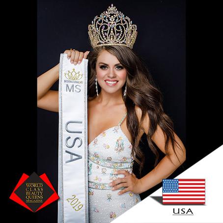 Tionna Kay Petramalo International Ms USA 2019