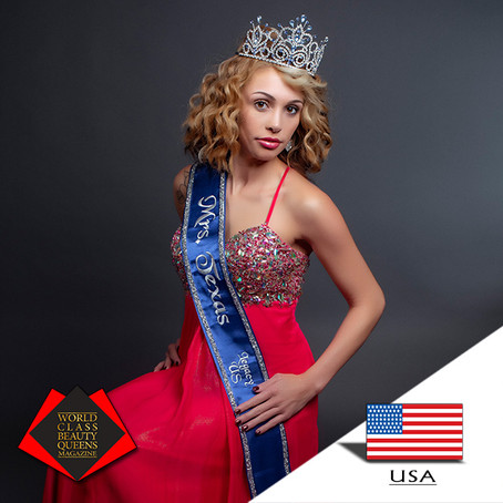 Toni Marie Ford Mrs. Texas Legacy US 2019
