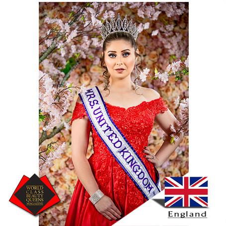 Rose R K Marok Mrs United Kingdom International 2019