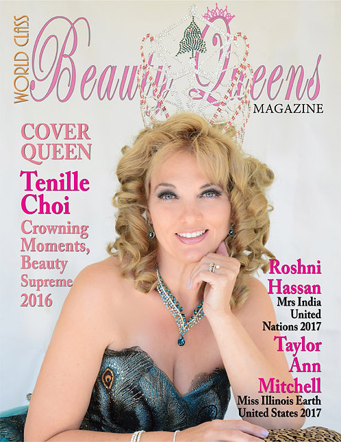 Issue 22 World Class Beauty Queens Magazine