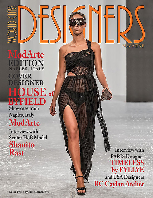 Issue 16 World Class Designers Magazine