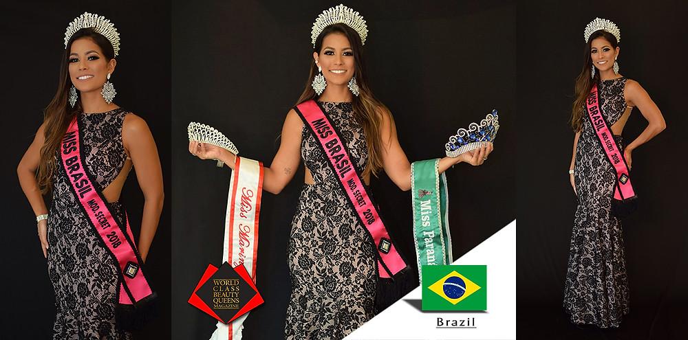 Alyssa Freitas, Miss Brasil Model's Secret 2018, Photos by Oseias Albuquerque