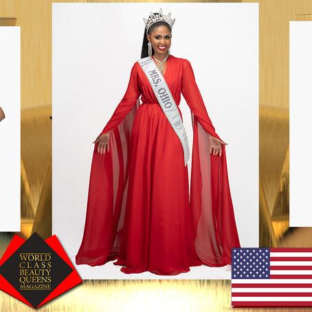 Cynthia Bowers-Martin United States of America's Mrs. Ohio 2020