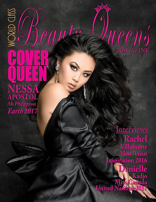 Issue 12 World Class Beauty Queens Magazine