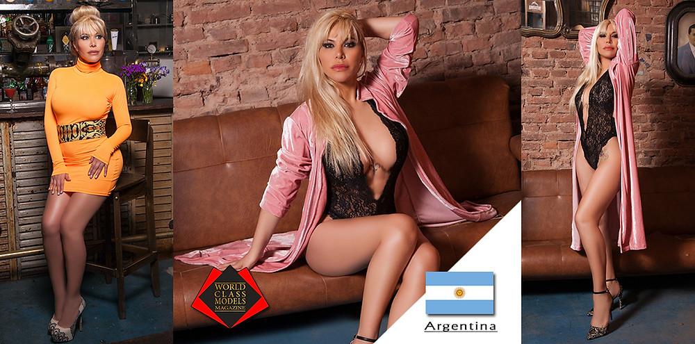 Adriana Soto, World Class Models Magazine, Photo by Eduardo Costantini