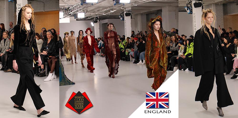UNDERAGE, London Fashion Week Autumn/Winter 2020, World Class London Fashion Week Magazine, Photos by Sergio Mattioli