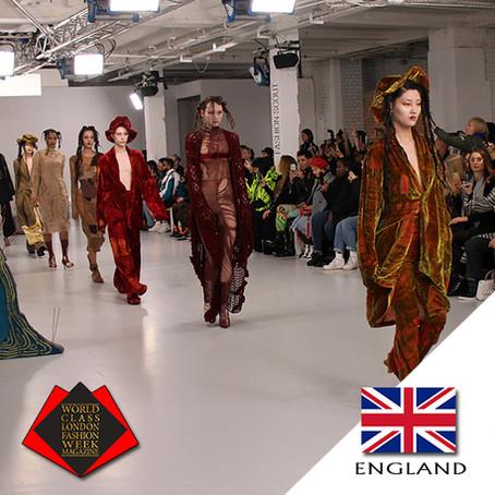 UNDERAGE, London Fashion Week Autumn/Winter 2020