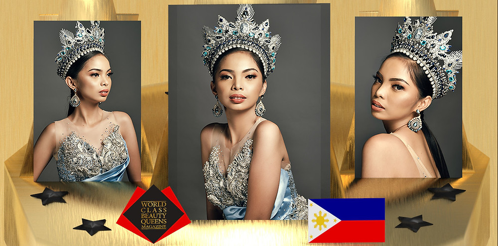 Kathryne Grace Ogabang Abing Ms. Ecotourism Gensan 2019, World Class Beauty Queens Magazine, Photo by Jd Landero,