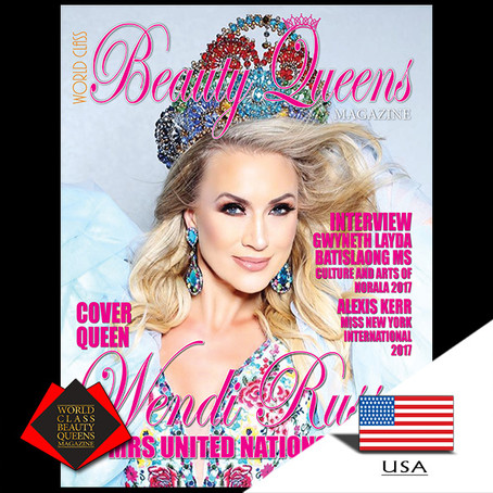 Wendi Russo Mrs. United Nations 2016