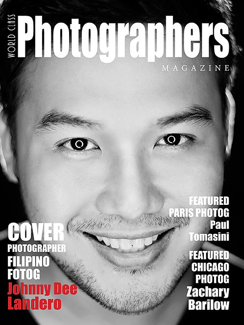 Issue 3 World Class Photographers Magazine