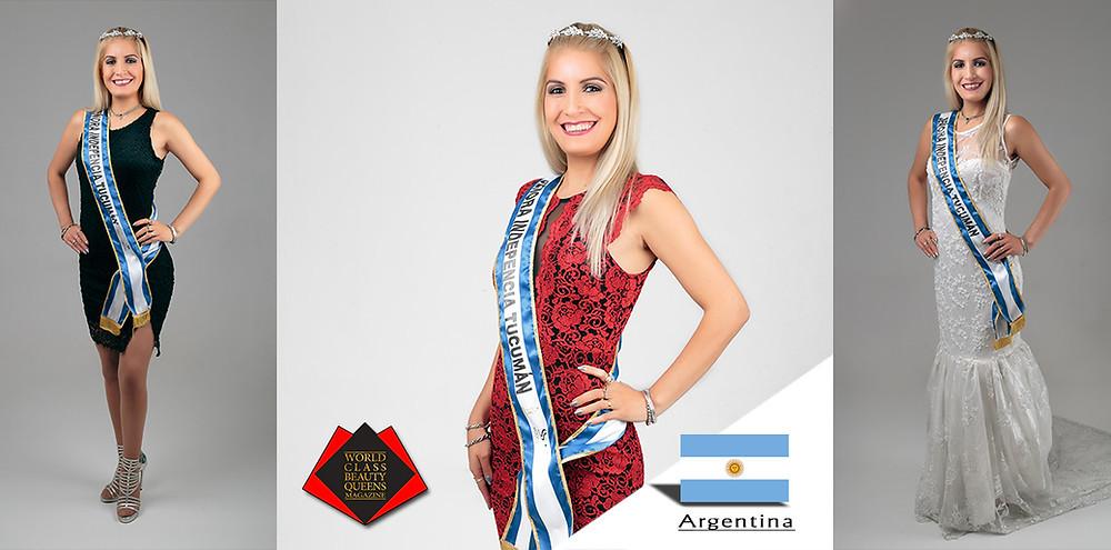 Silvia Lorena Méndez Señora, Independencia Tucumán 2019, World Class Beauty Queens Magazine,