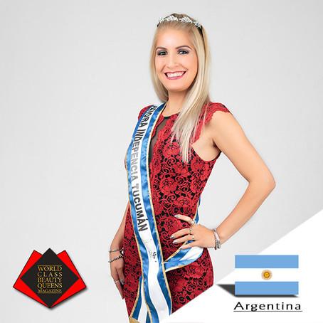 Silvia Lorena Méndez Señora Independencia Tucumán 2019