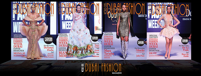 World Class Dubai Fashion Magazine