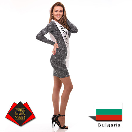 Iveta Kostadinova Mrs. Top Model Bulgaria 2018