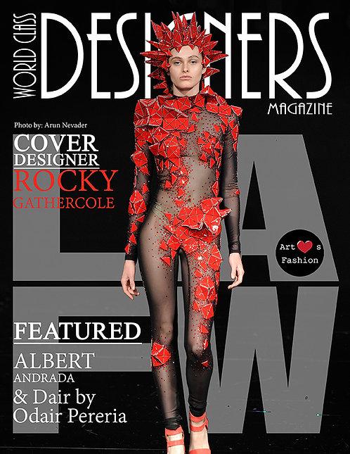 Issue 8 World Class Designers Magazine