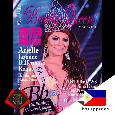 Arielle Jazmine Balfermoso Roque Binibining Heneral Santos 2016