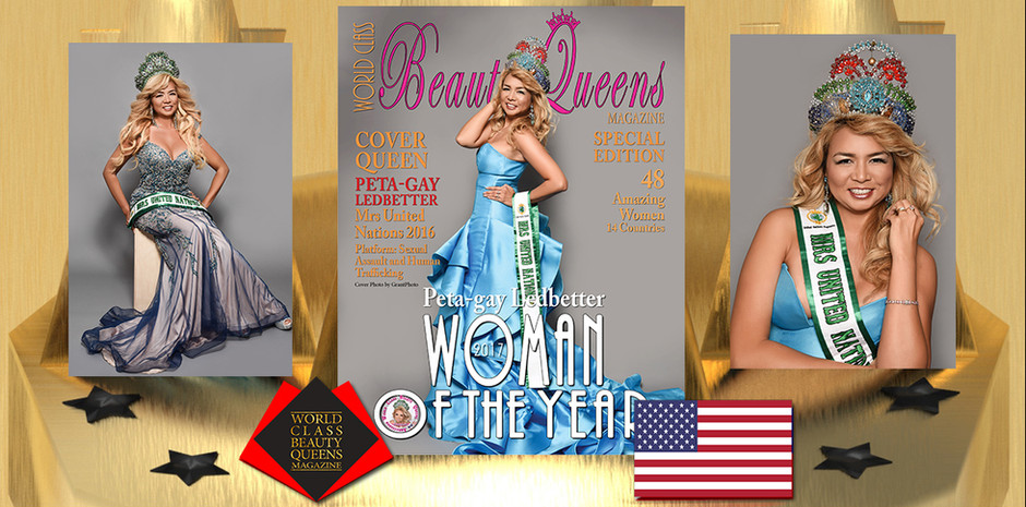 Peta-gay Ledbetter 2017 World Class Woman of the Year