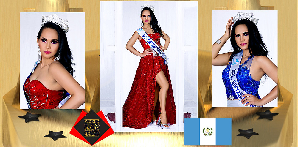 Jennifer Pineda Orellana de Lang, World Class Beauty Queens Magazine