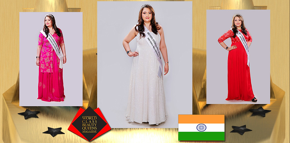 Dr. Sujata Kapoor Mrs India Renaissance 2020, World Class Beauty Queens Magazine,